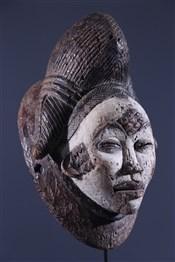 Art africain - Masques - Masque Punu Okuyi