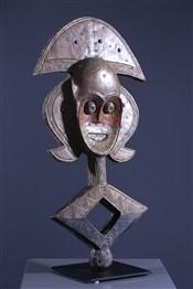 Art africain - Reliquaires - Figure de reliquaire Bakota