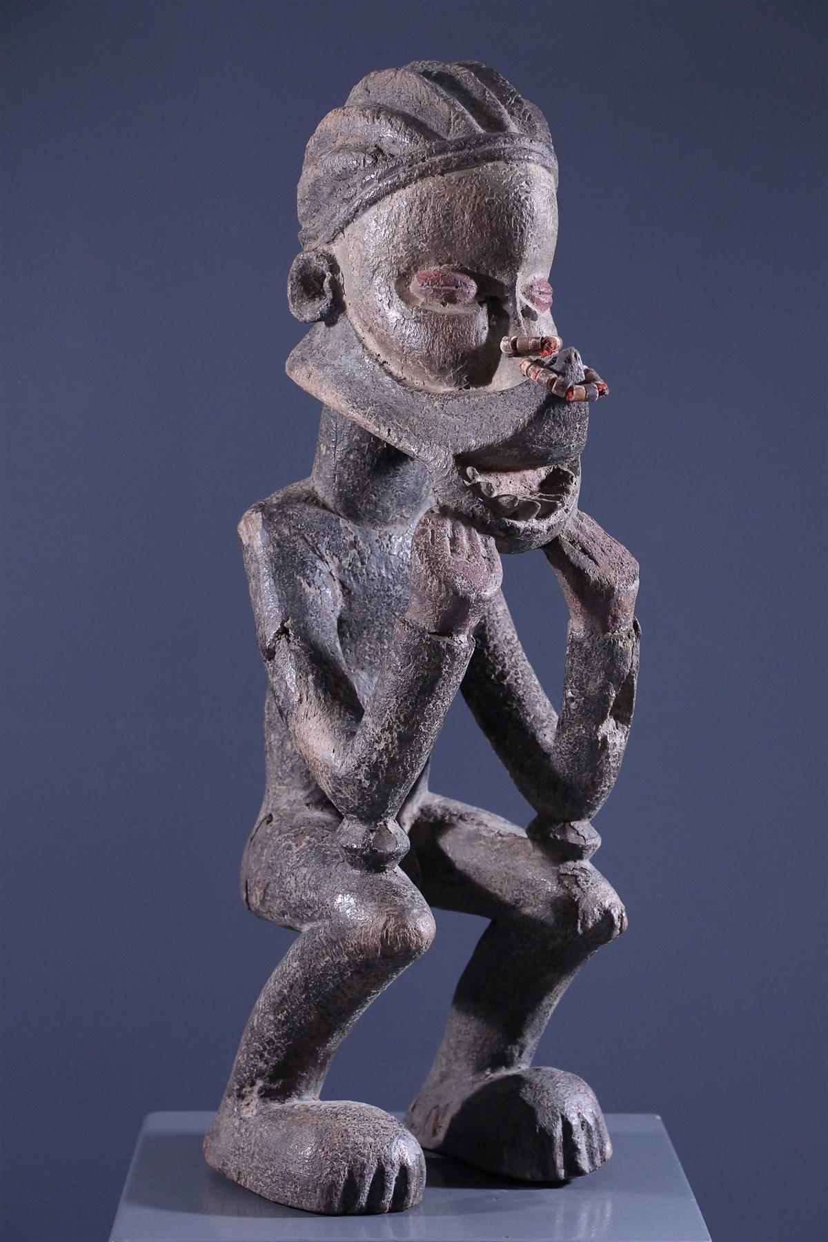 Statue africaine Yaka - Art africain