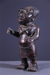 Nain de cour Benin Bini Edo