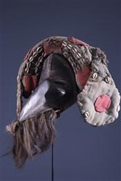 Masque africainMasque Dan Mahou