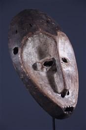Masque africainMasque Lega Lukwakongo