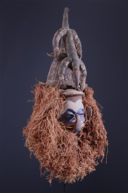 Masque Yaka Kholuka