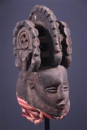 Masque Igbo Agbogho Mwo