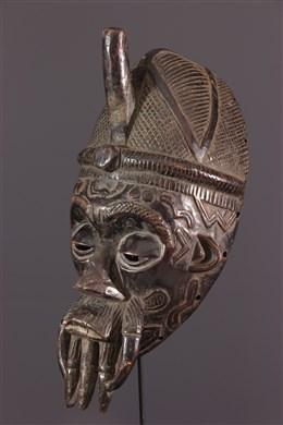 Masque facial Béna Lulua