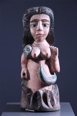 Statue Mami Wata Ewe