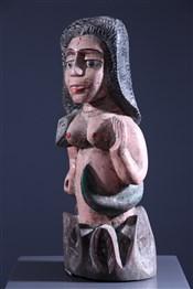 Statues africainesStatue Mami Wata Ewe