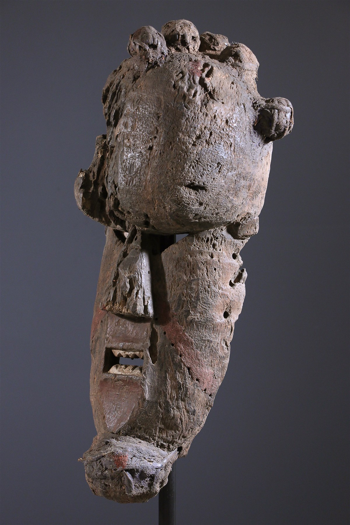 Masque Salampasu - art primitif