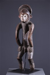 Statue de pendu Ofika Mbole