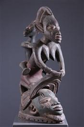 Masque Yoruba Epa