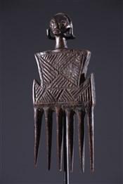 Art africain - Peignes - Peigne Tabwa