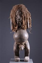 Statues africainesStatue masculine Ibibio
