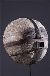 Art africain - Masques - Masque Luba Kifwebe