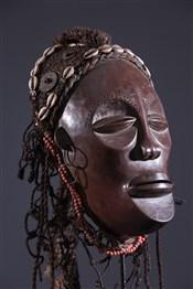 Art africain - Masques - Masque Chokwé Pwo