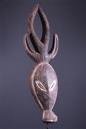 Masque Kwele Ekuk