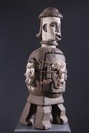 Reliquaire anthropomorphe Urhobo