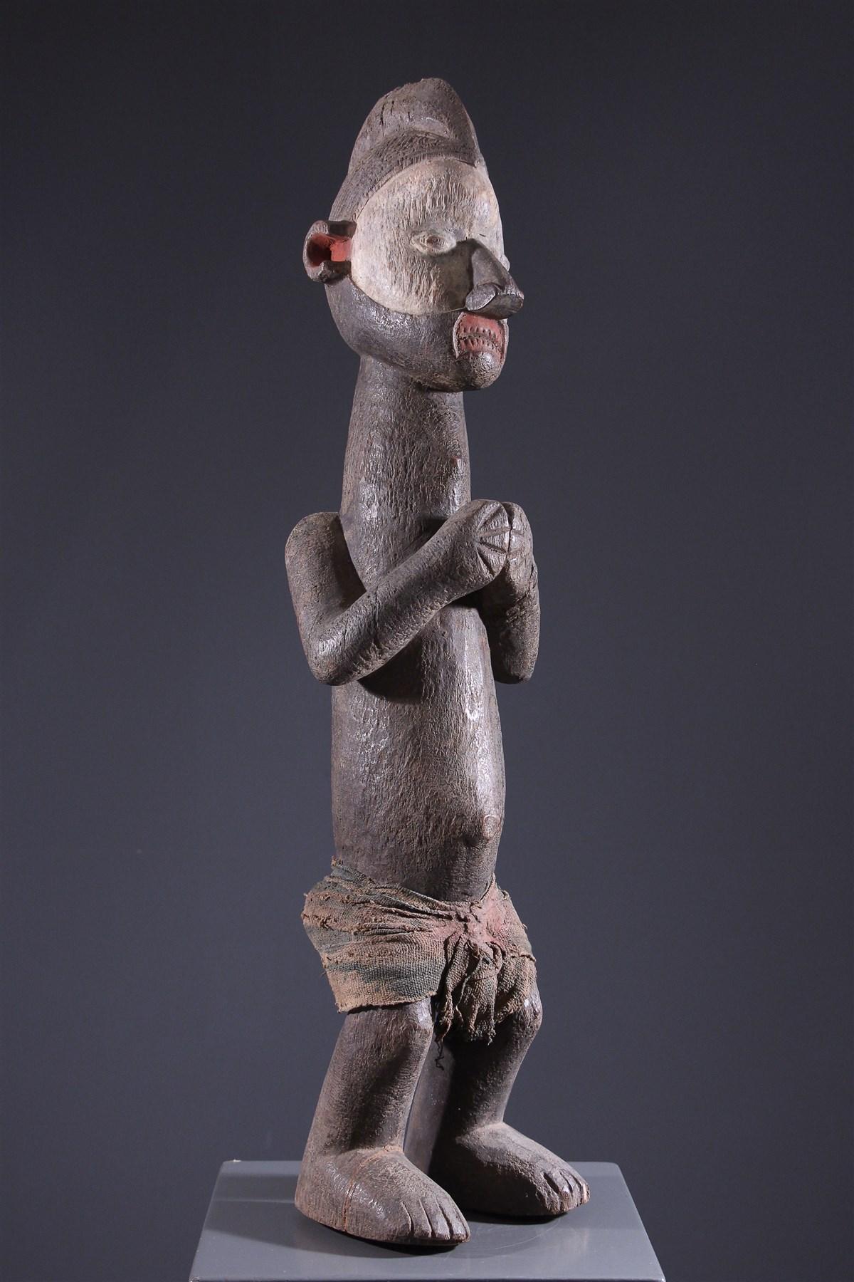 Statue votive Yaka - Art africain