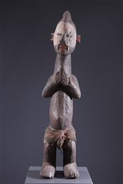 Statues africainesStatue votive Yaka