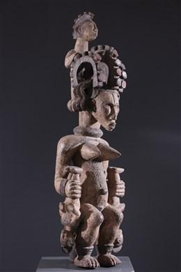 Statue Igbo Ikenga