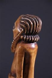 IvoiresStatuette Bembe en ivoire