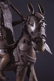 bronze africainCavaliers Bini Edo