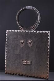 Masque africainGrand masque Baoulé Goli