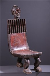 Art africain - Chaise - Chaise Hemba