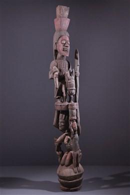 Poteau Yoruba Opo