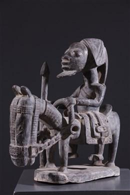 Cavalier Yoruba Elesin Sango
