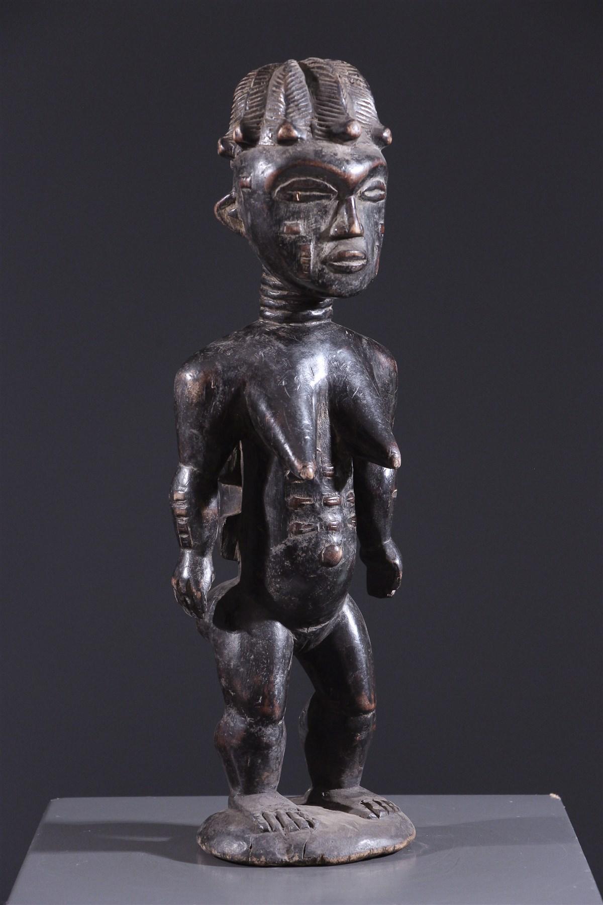 Maternité Agni - Art africain