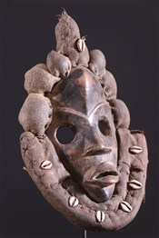 Masque africainMasque Dan Toura