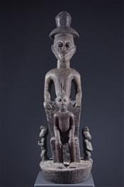 Masque africainFigure Epa Yoruba