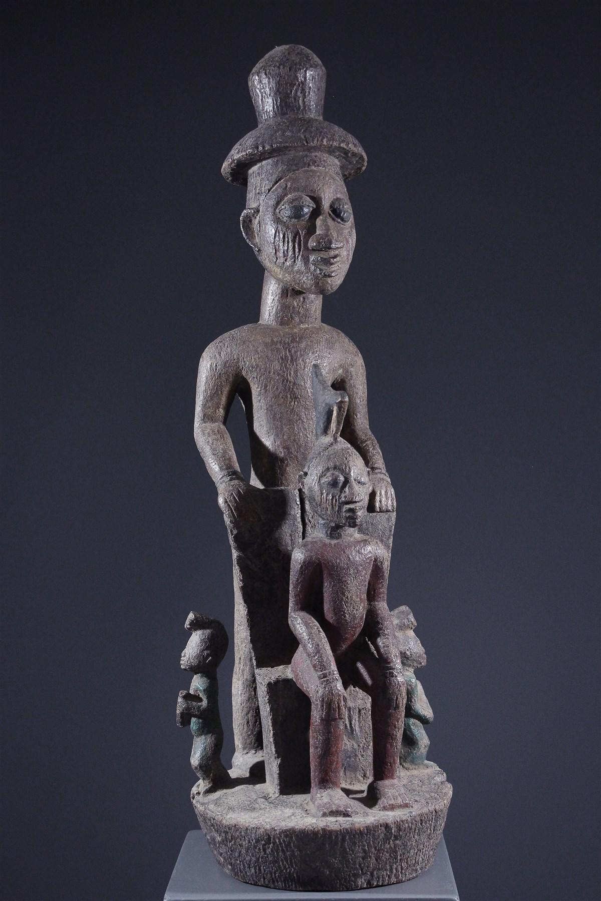 Figure Epa Yoruba - art primitif
