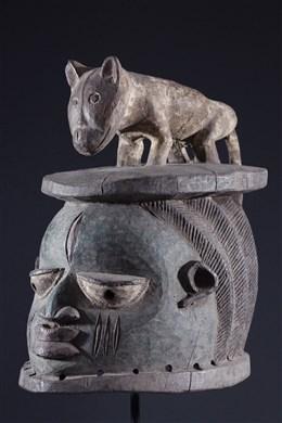 Masque Gelede Yoruba