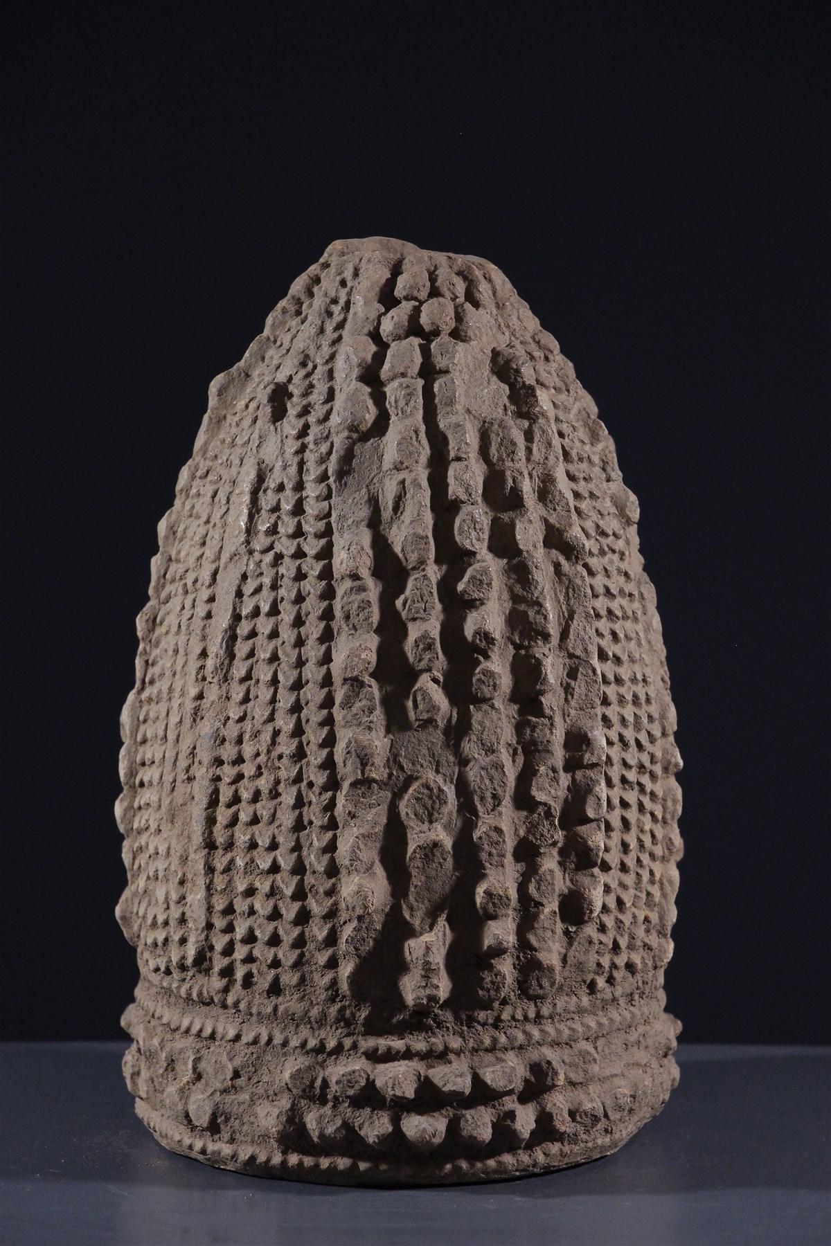 Urne funéraire Bura - Art africain