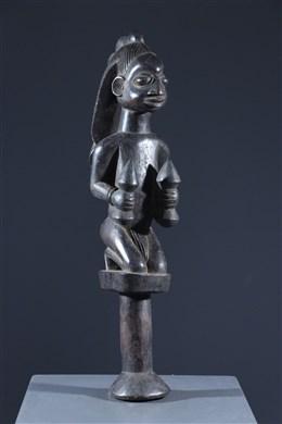 Sceptre Oshe Eshu Yoruba
