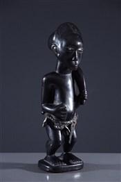 Art africain - Statues - Statue masculine Luba