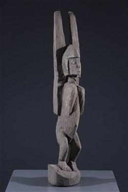 Statue dancêtre Dogon Tintam