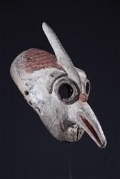 Art africain - Masques - Masque oiseau Mumuye
