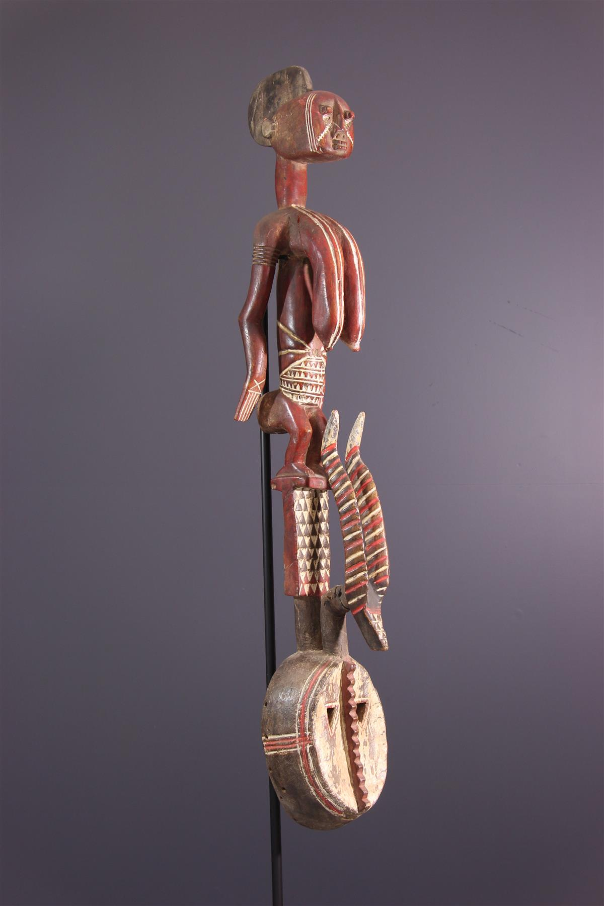 Masque Mossi Karan Wemba - Art africain