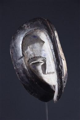 Masque Kwele Pibibuze