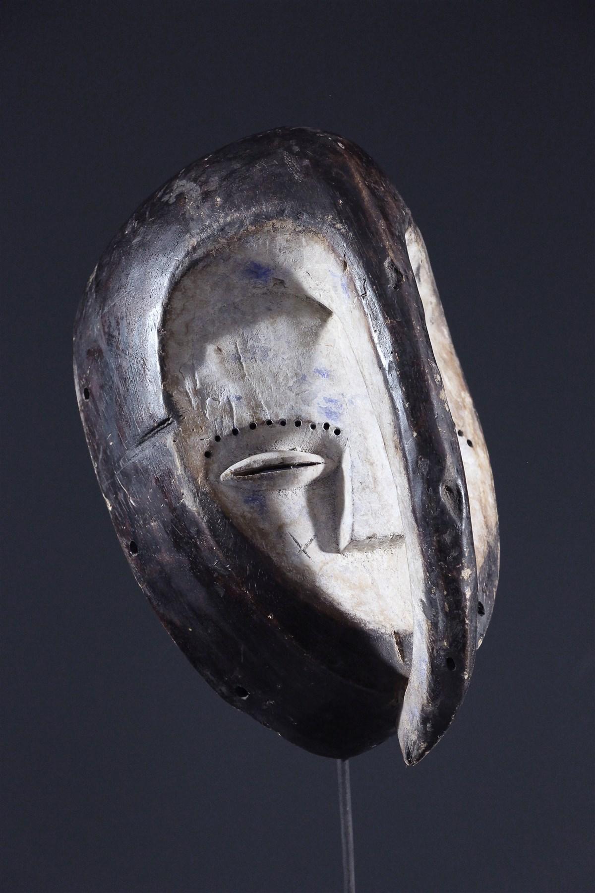 Masque Kwele Pibibuze - Art africain