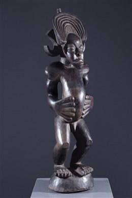 Statue  d ancêtre Chokwe