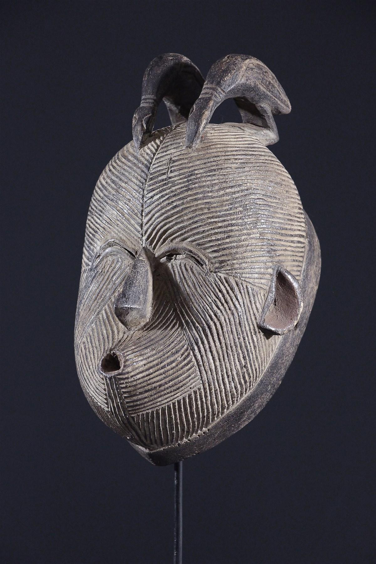 Masque Songye - art primitif