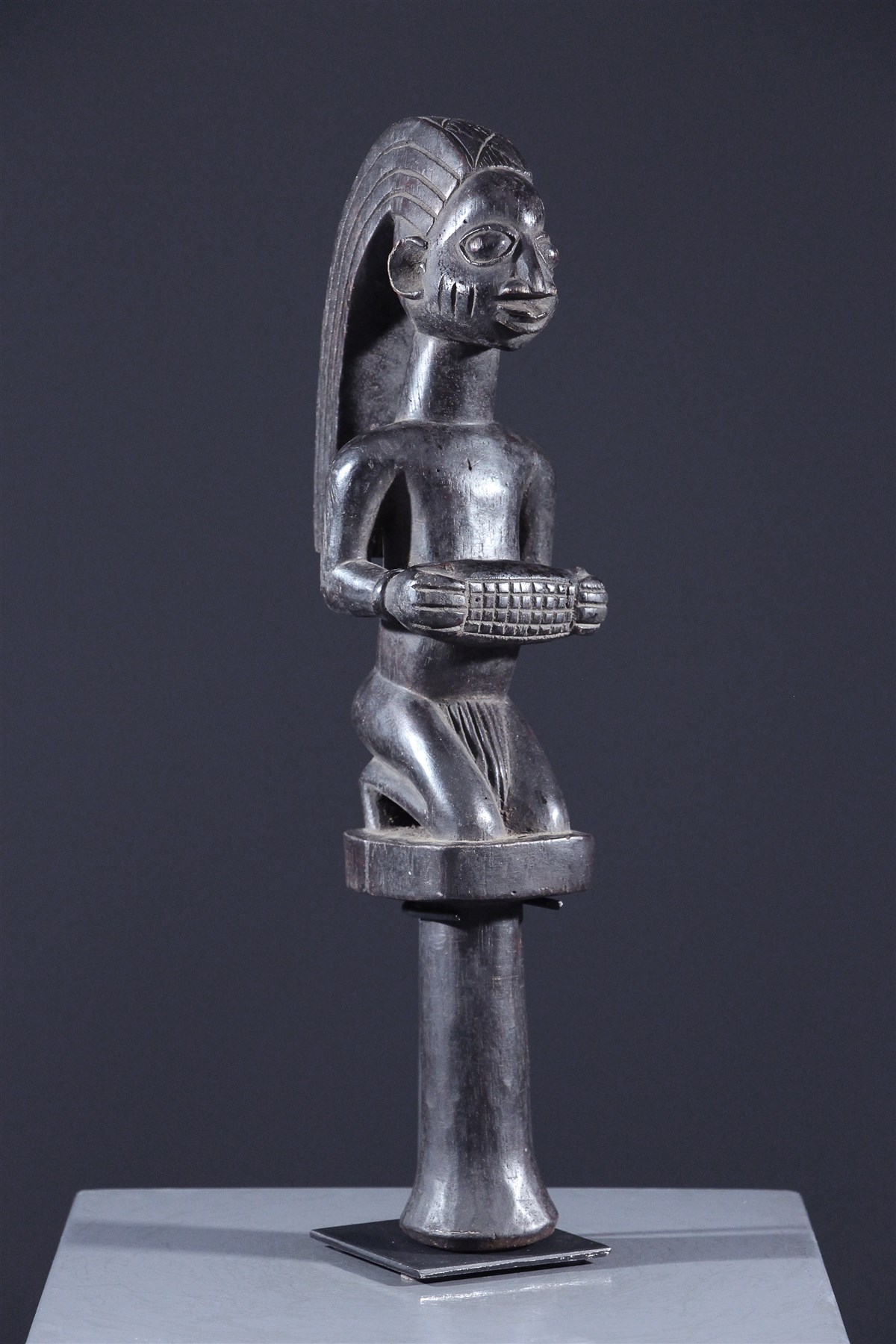 Sceptre Shango - art africain