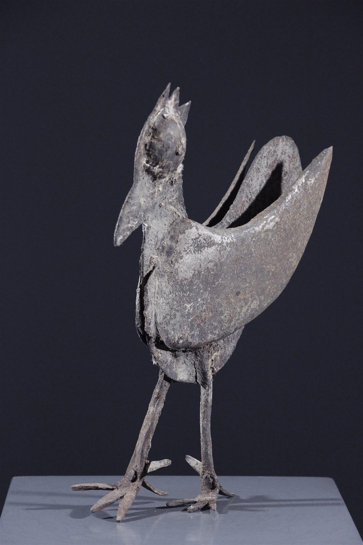 Oiseau d'autel Lobi - art africain