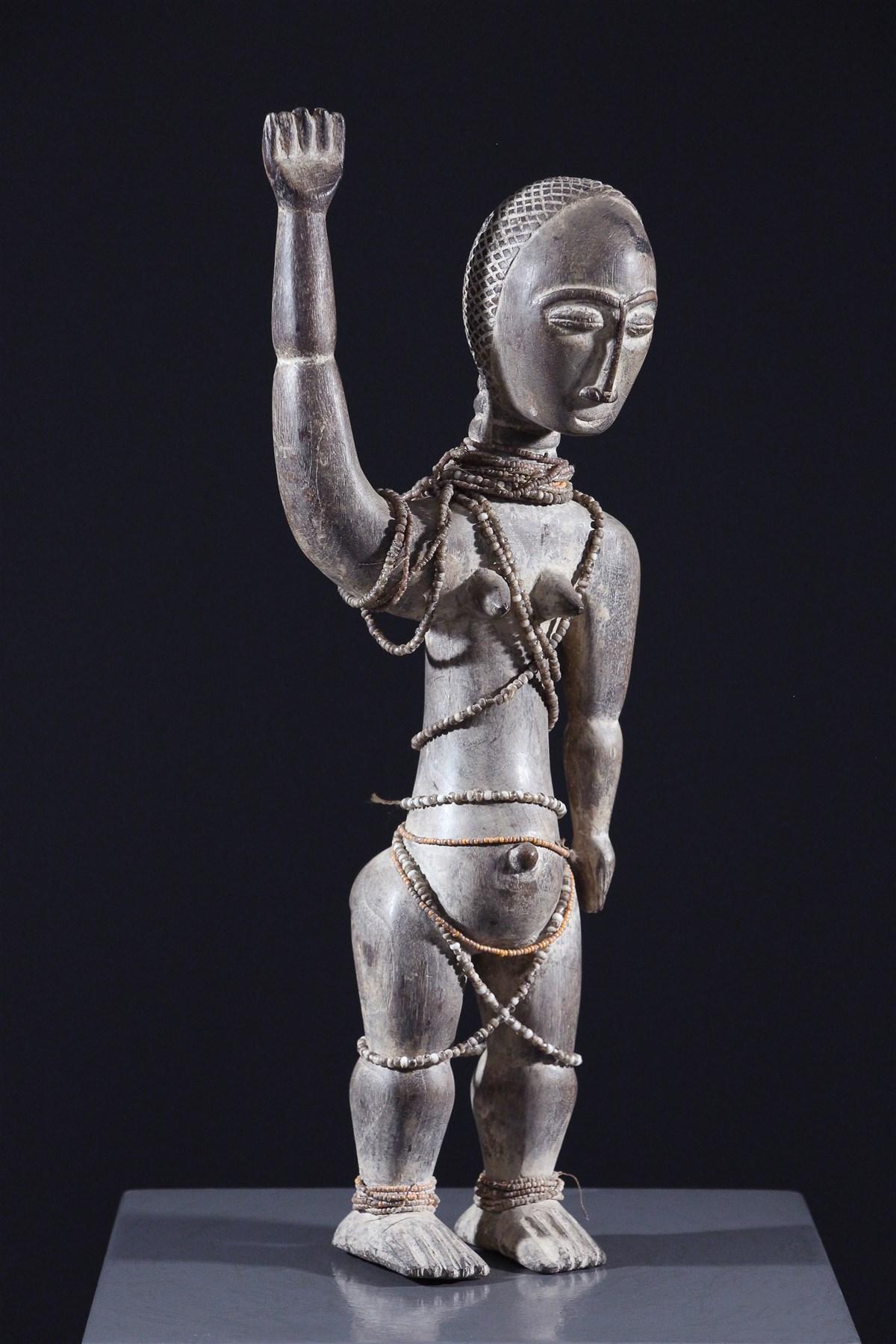 Statuette Attié - art primitif