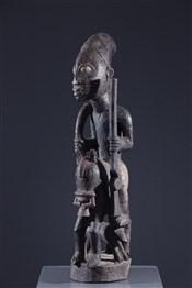 Casse têtesCavalier Yoruba