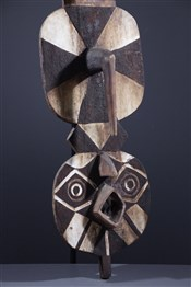 Masque africainMasque Nawantante des Bwa