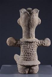 Terres cuitesStatue d autel Bankoni